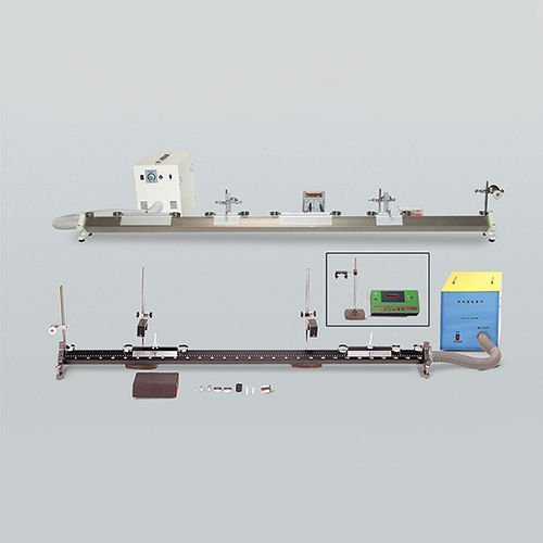 무마찰실험장치(에어트랙)