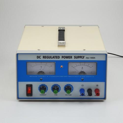 직류전원장치(아나로그식)15V 5A