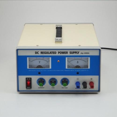 직류전원장치(아나로그식)30V 3A