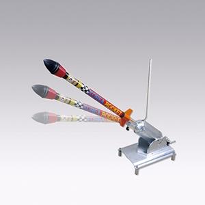 KT-과녁 에어로켓 발사대-3(대회용)