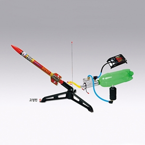 KT-과녁에어로켓 발사대-알파(대회용)