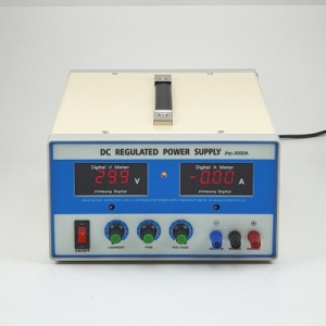 직류전원장치(디지털식)30V 3A